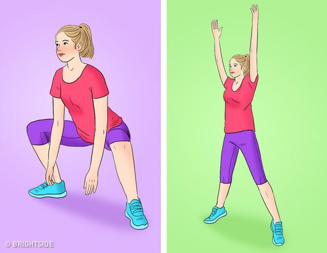 Cách squat để sở hữu vòng 3 căng mọng sau 30 ngày: Bạn chỉ cần áp dụng và xem kết quả! - Ảnh 4.