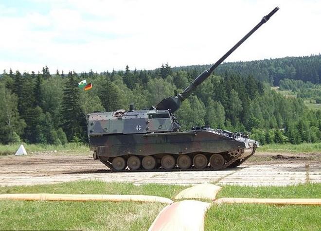 """Soi sức mạnh đáng gờm của """"hoàng đế pháo binh"""" PzH-2000 - Ảnh 11."""