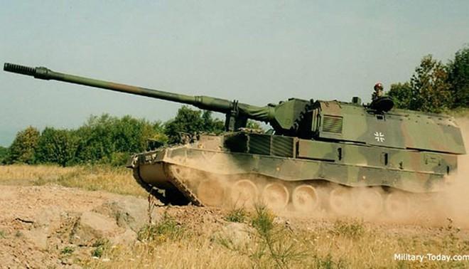 """Soi sức mạnh đáng gờm của """"hoàng đế pháo binh"""" PzH-2000 - Ảnh 3."""