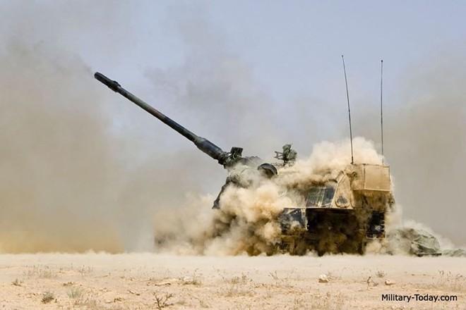 """Soi sức mạnh đáng gờm của """"hoàng đế pháo binh"""" PzH-2000 - Ảnh 6."""