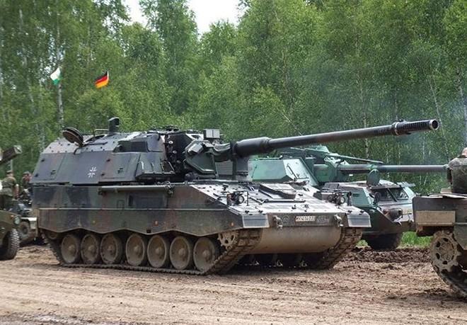 """Soi sức mạnh đáng gờm của """"hoàng đế pháo binh"""" PzH-2000 - Ảnh 7."""