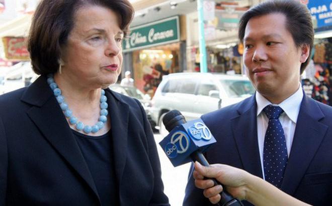 Nghi vấn điệp viên Trung Quốc 20 năm làm tài xế riêng cho Thượng nghị sĩ Mỹ