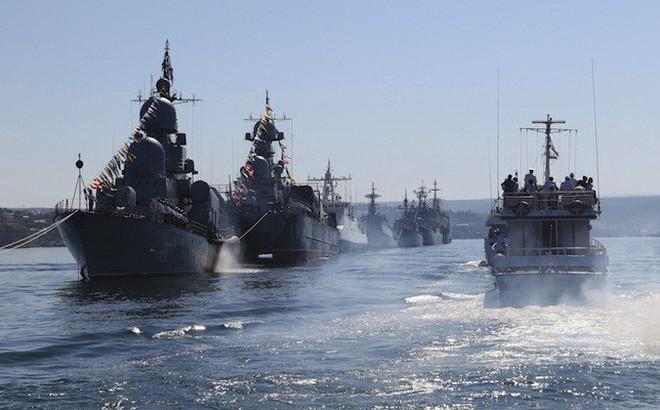 Không thể đạt tương quan về lực lượng: Ukraine dễ bị Nga 'hất cẳng' khỏi Biển Azov?