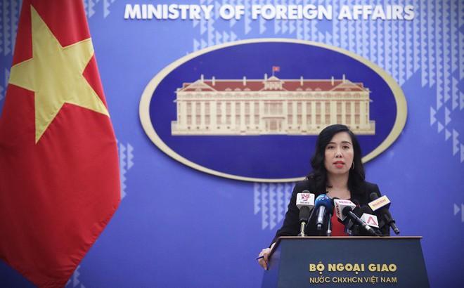"""Bộ Ngoại giao Việt Nam gặp đại diện ĐSQ Trung Quốc, phản đối kỷ niệm thành lập """"thành phố Tam Sa"""""""