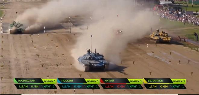 Kết quả mới nhất về trận chung kết tại Tank Biathlon 2018: Trung Quốc tuyệt vọng - Ảnh 9.