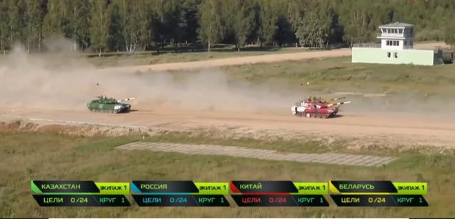 Kết quả mới nhất về trận chung kết tại Tank Biathlon 2018: Trung Quốc tuyệt vọng - Ảnh 10.