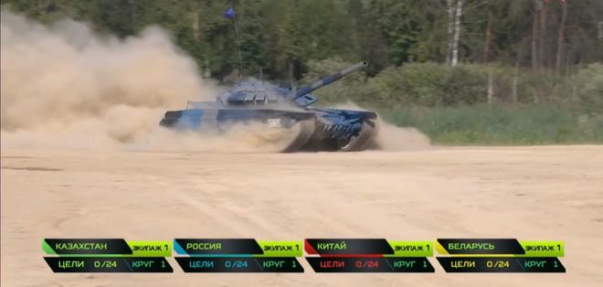 Kết quả mới nhất về trận chung kết tại Tank Biathlon 2018: Trung Quốc tuyệt vọng - Ảnh 11.