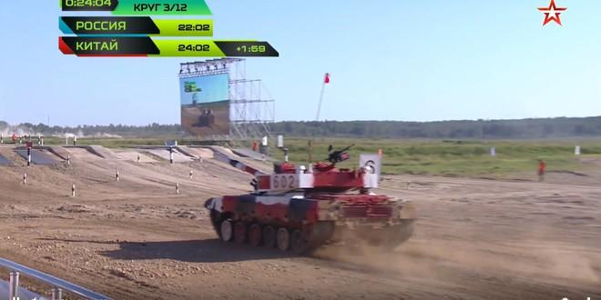 Kết quả mới nhất về trận chung kết tại Tank Biathlon 2018: Trung Quốc tuyệt vọng - Ảnh 16.