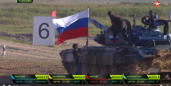 Kết quả mới nhất về trận chung kết tại Tank Biathlon 2018: Trung Quốc tuyệt vọng - Ảnh 30.