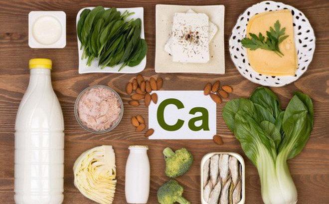 Cần bổ sung canxi và vitamin D3 đúng thời điểm