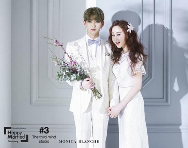 Cuộc sống hôn nhân của Hoa hậu Hàn Quốc U50 và hot boy đáng tuổi con - Ảnh 5.