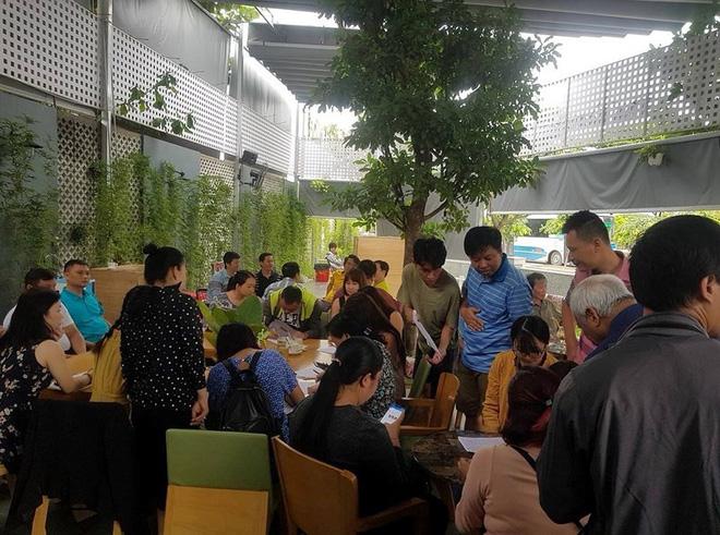 Cư dân Carina làm đơn cầu cứu Bí thư Nguyễn Thiện Nhân - Ảnh 1.