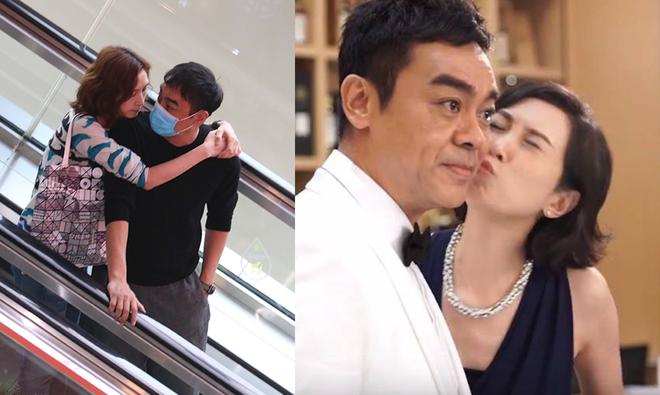 Quách Ái Minh: Hoa hậu xấu nhất Hồng Kông và cuộc hôn nhân 25 năm không con cái vẫn được chồng cưng chiều như nữ hoàng - Ảnh 16.