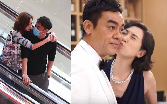 """Quách Ái Minh: """"Hoa hậu xấu nhất Hồng Kông"""" và cuộc hôn nhân 25 năm không con cái vẫn được chồng cưng chiều như nữ hoàng"""
