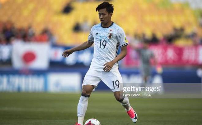 U23 Nhật Bản đột ngột mất người trước ngày đấu U23 Việt Nam