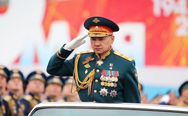 """Bộ trưởng Sergei Shoigu: """"Người Đức nên im lặng 200 năm nữa"""""""