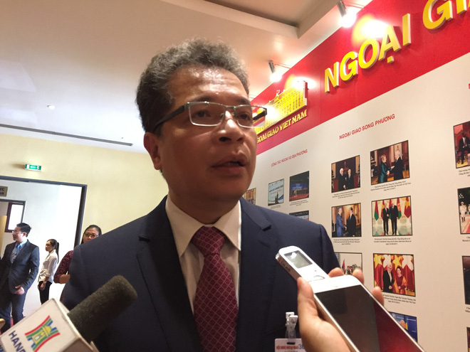 Đại sứ Việt Nam tại TQ: Hành động của TQ ở Biển Đông ảnh hưởng đến lòng tin của người dân hai nước - Ảnh 1.
