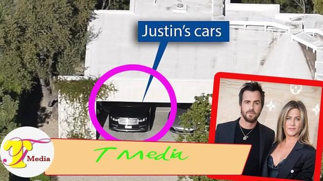 Sự thật phía sau chuyện Jennifer Aniston đã quay lại với chồng cũ từ hình ảnh chiếc xe ở gara - Ảnh 2.