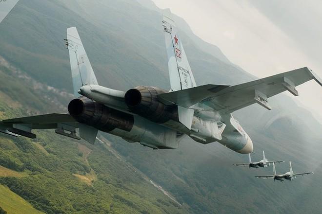 Hình ảnh không quân Nga ngày nay - Ảnh 1.
