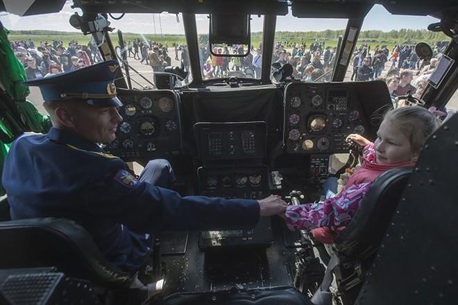 Hình ảnh không quân Nga ngày nay - Ảnh 13.