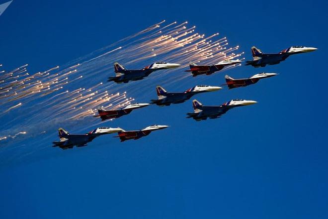 Hình ảnh không quân Nga ngày nay - Ảnh 3.