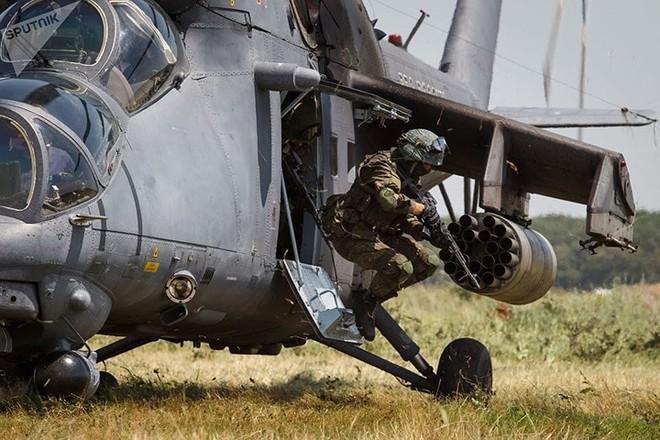 Hình ảnh không quân Nga ngày nay - Ảnh 4.
