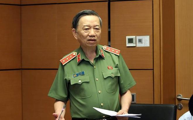 Bộ trưởng Tô Lâm: Có dấu hiệu vi phạm của cơ quan công an trong kỳ thi THPT 2018