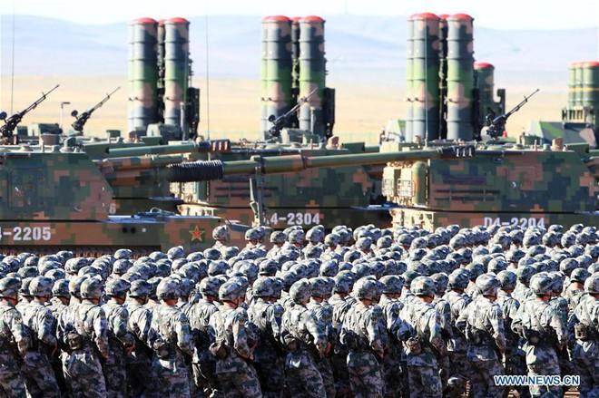 Thực hư việc Trung Quốc dự định đưa quân tham chiến tại Syria - Ảnh 1.