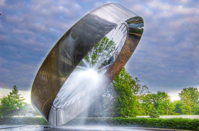 """Những đài phun nước được thiết kế theo phong cách """"siêu tưởng"""" có 1-0-2 - Ảnh 6."""