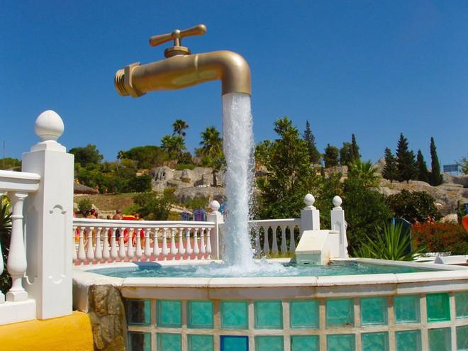 """Những đài phun nước được thiết kế theo phong cách """"siêu tưởng"""" có 1-0-2 - Ảnh 4."""