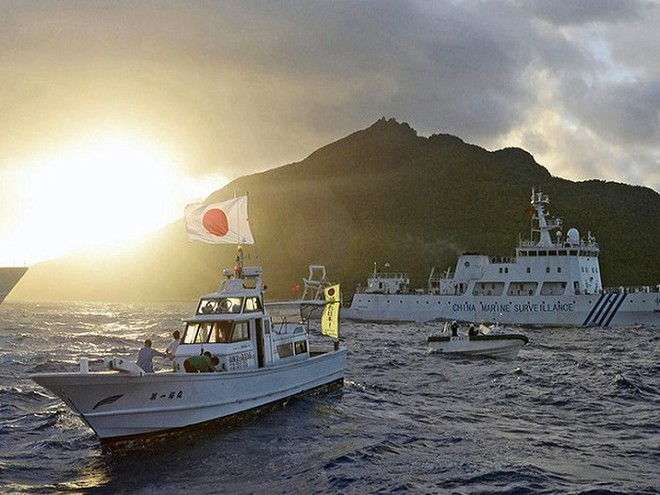 Châu Á bước vào chiến tranh như thế nào?: Mỗi điểm nóng đều liên quan tới Trung Quốc - Ảnh 1.