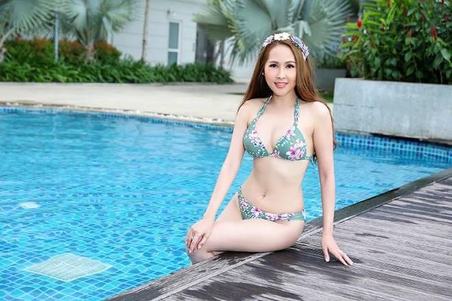 Gái nhảy Minh Thư tái xuất khoe body nóng bỏng với bikini   - Ảnh 11.