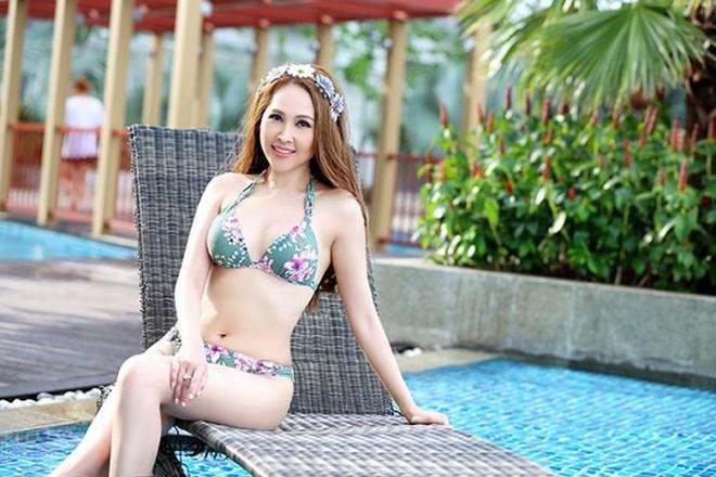 Gái nhảy Minh Thư tái xuất khoe body nóng bỏng với bikini   - Ảnh 14.