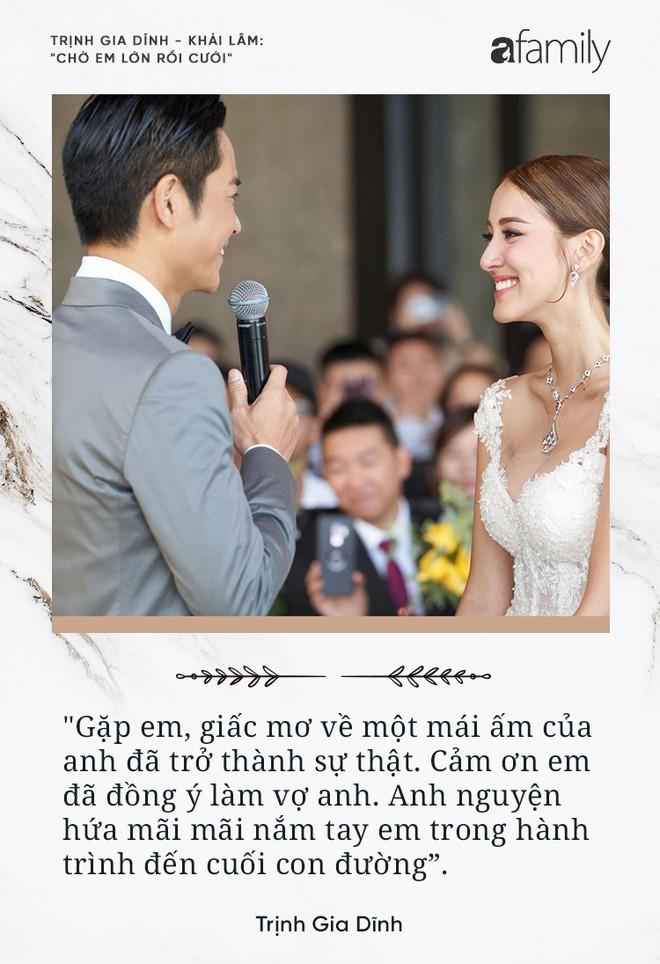 """""""Nam thần TVB"""" Trịnh Gia Dĩnh và chuyện tình với Hoa hậu kém 22 tuổi: Khi anh 20 em vẫn còn chưa ra đời  - Ảnh 2."""