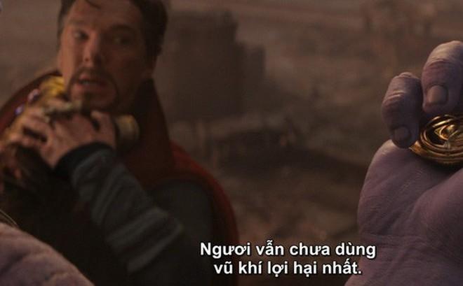 Giả thuyết gây sốc toàn tập về Avengers - Infinity War: Dr. Strange đã sử dụng viên đá Thời Gian mà không ai ngờ tới