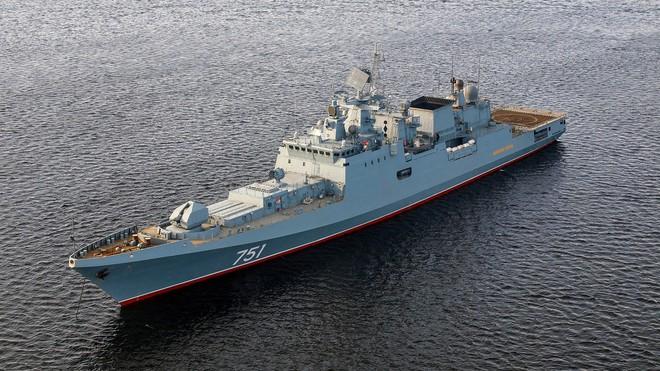 Tàu chiến Nga bắt sống cá mập sắt - Tàu ngầm Mỹ: Cuộc đấu trí chớp nhoáng và căng thẳng - Ảnh 1.