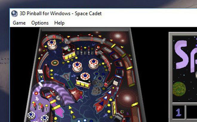Tại sao trò 3D Pinball lại bị xóa khỏi Windows?