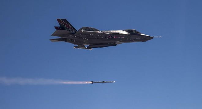F-35 Mỹ có tàng hình tới đâu cũng không qua mặt được Su-35 Nga? - Ảnh 1.