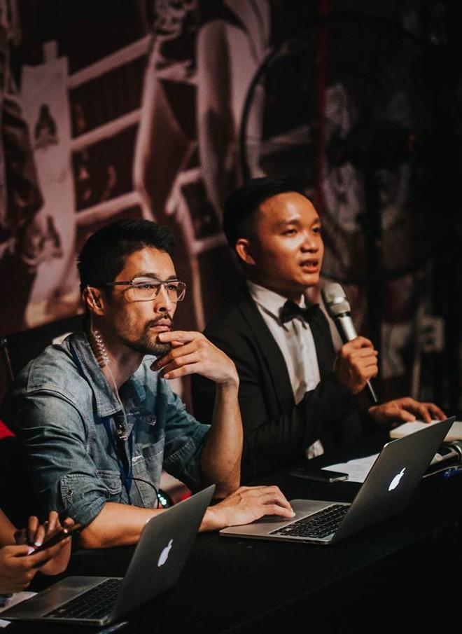Johnny Trí Nguyễn lại xuất hiện gầy gò, xuống sắc sau nhiều năm rời xa điện ảnh - Ảnh 5.