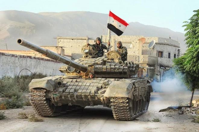 Chuyên gia Nga: Quân đội Trung Quốc yếu có thể thành mạnh nhờ cuộc chiến ở Syria - Ảnh 1.