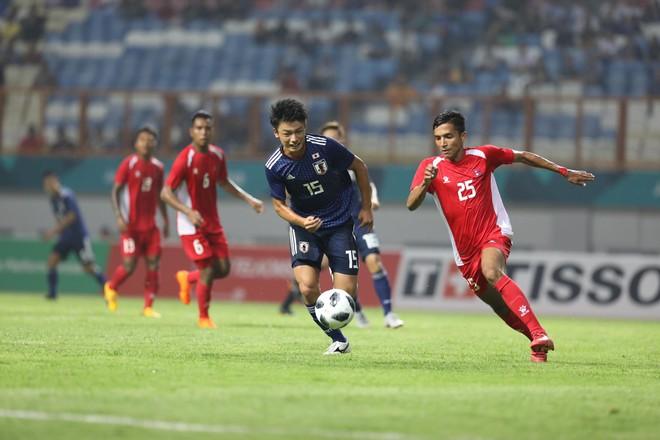 Nếu coi thường Nepal, hàng thủ U23 Việt Nam sẽ gặp khó - Ảnh 4.