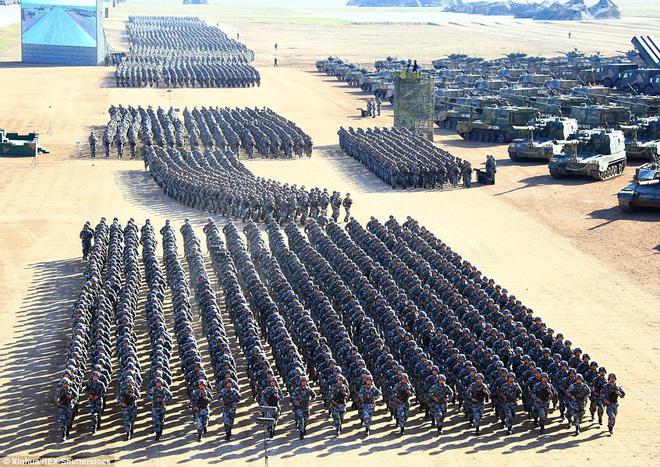 Nếu TQ tham chiến ở Syria: Chớp nhoáng vồ đùi gà ngon nhưng dễ hóc xương? - Ảnh 3.