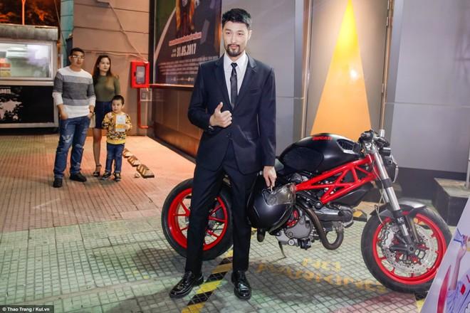 Johnny Trí Nguyễn lại xuất hiện gầy gò, xuống sắc sau nhiều năm rời xa điện ảnh - Ảnh 7.