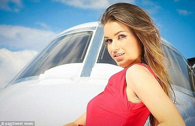 Ảnh: Bạn gái xinh đẹp của cựu Phó Thủ tướng Nga đi thi hoa hậu Ukraine - Ảnh 9.
