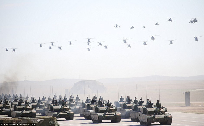 """Nếu TQ tham chiến ở Syria: Chớp nhoáng vồ """"đùi gà"""" ngon nhưng dễ hóc xương?"""