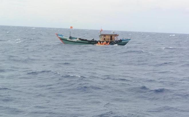 Bình Thuận truy tìm tàu Hải Dương 19 trên toàn quốc