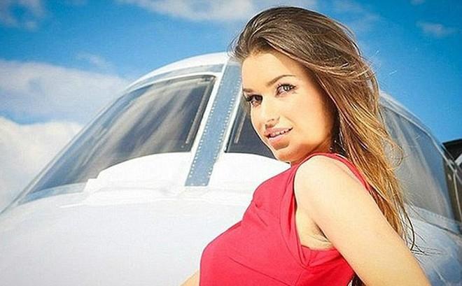 Ảnh: Bạn gái xinh đẹp của cựu Phó Thủ tướng Nga đi thi hoa hậu Ukraine