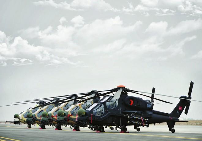 Mỹ - Thổ đánh nhau: Trực thăng Z-10 Trung Quốc ăn may ở Pakistan - Ảnh 1.
