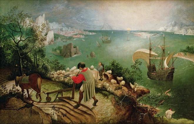 Tiết lộ chi tiết bí ẩn trong 7 bức tranh nổi tiếng thế giới - Ảnh 2.
