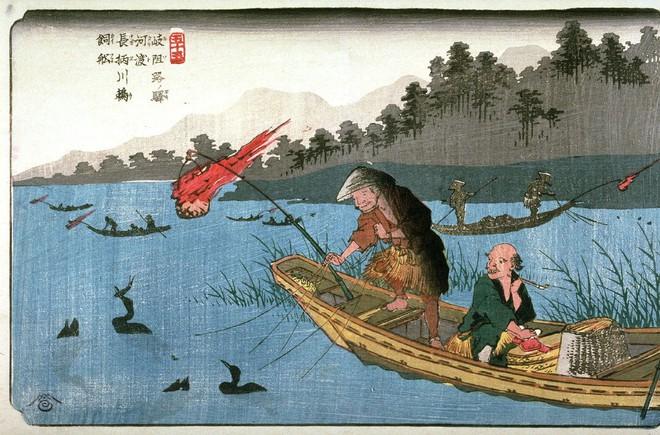 Đây là cách đánh cá độc đáo giúp người Nhật được UNESCO vinh danh - Ảnh 5.